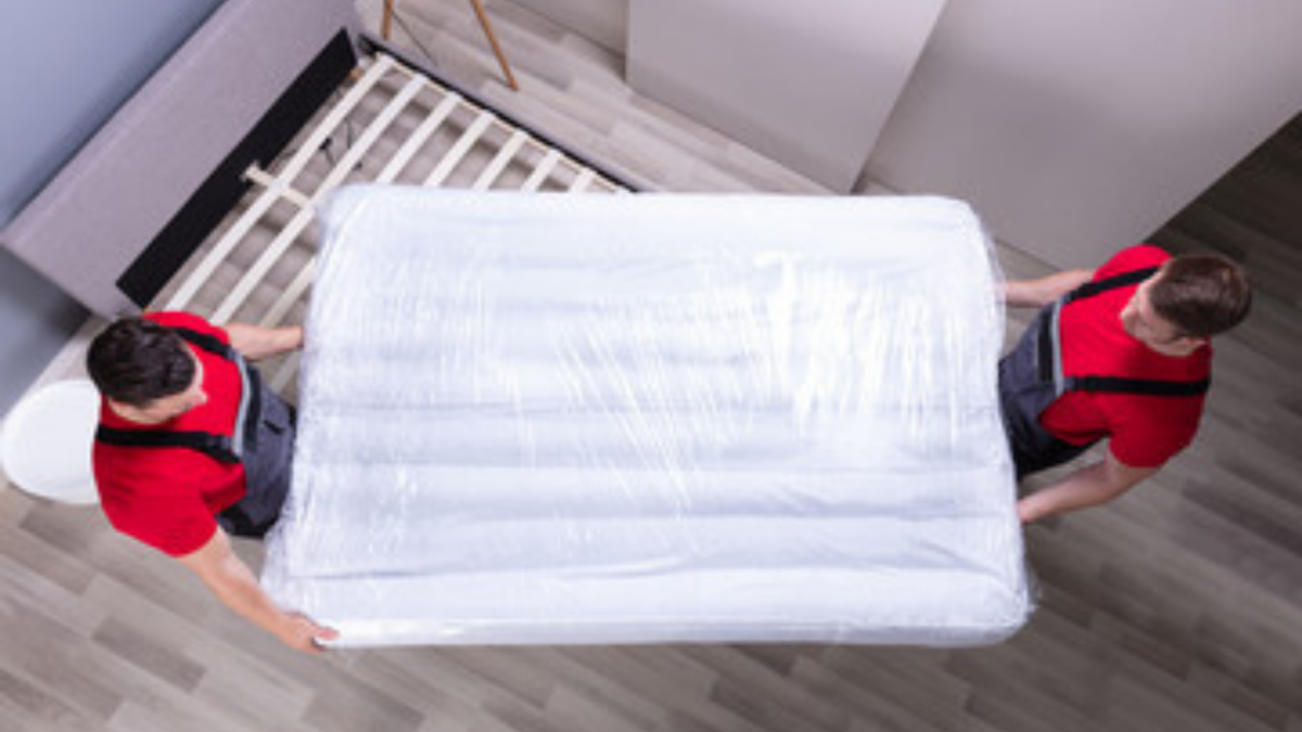 Self Storage: How to Transport and Store a Mattress