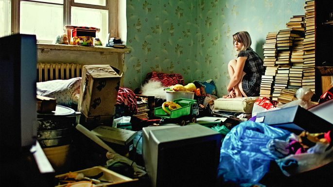 Put That Clutter in Storage and Get on With Your Life